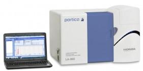 Horiba Laserdiffractie analyzer LA-960