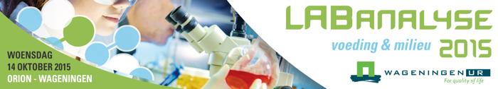 LabAnalyse 2015 Instrument Solutions banner
