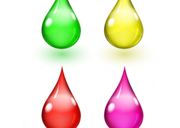 Mineral Oil drops, homepage