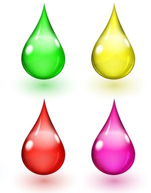 Mineral Oil drops